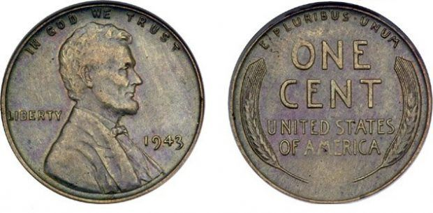 Copper Penny From 1943 Is Worth 200 000 Here S What It Looks Like
