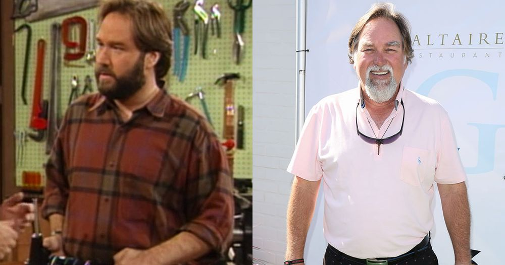 Home Improvement See The Cast Then And Now