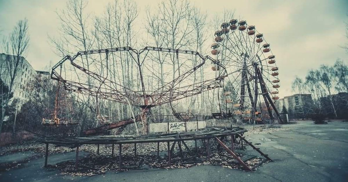 Creepiest Abandoned Amusement Parks In The World