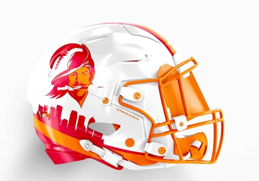 Nfl Helmet Concepts Based On Cities That Need To Be Made