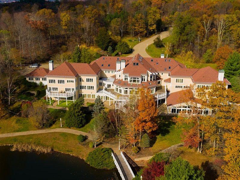 50 Cent's Connecticut Mansion