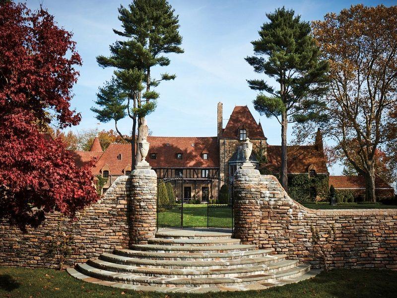 Tommy Hilfiger's Mansion