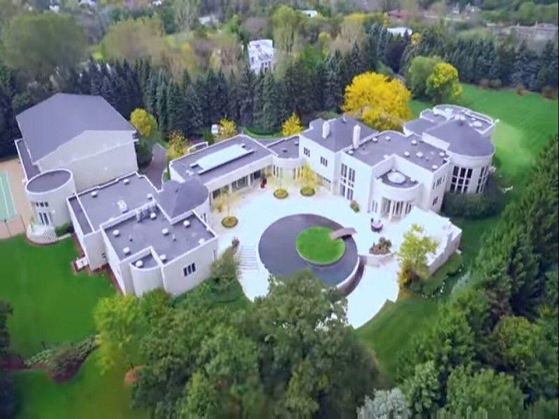 Michael Jordan's Estate