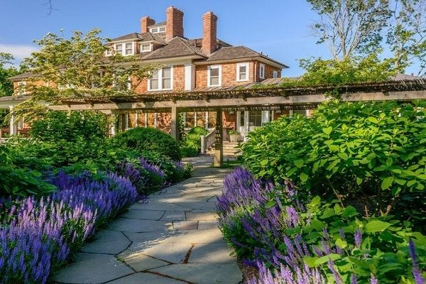 Matt Lauer's Hampton House