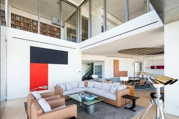 Steven Cohen's Penthouse