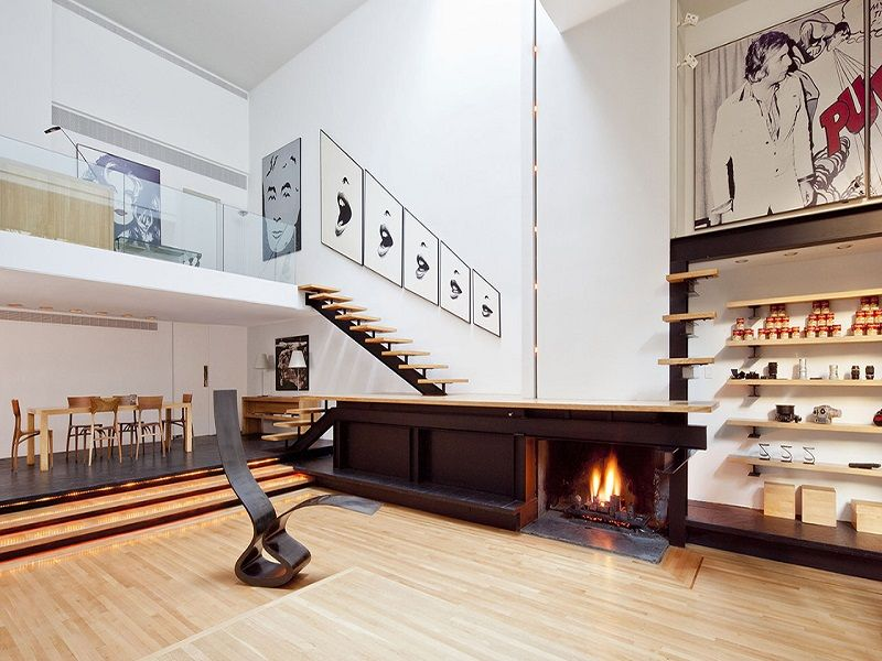 The Halston Penthouse