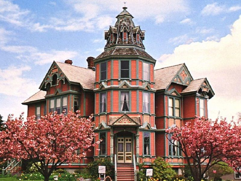 Ann Starrett Mansion